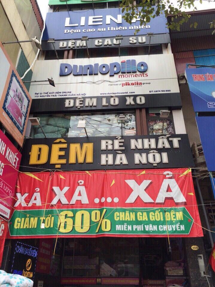 Thê giới đệm online cơ sở 113 Nguyễn Trãi