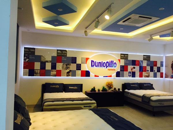 Chuyến thăm thực tế nhà máy Dunlopillo