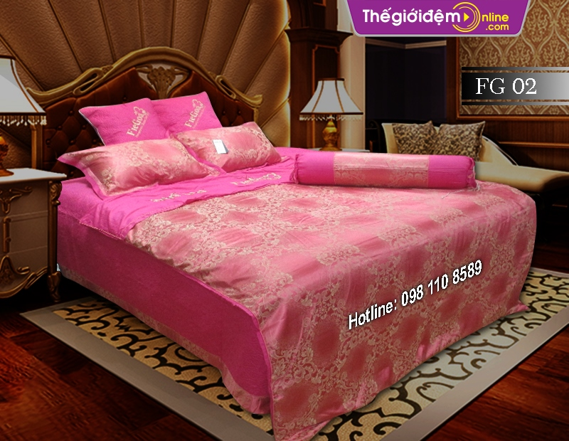 Chăn ga gối Singapore Home Collection FG 02
