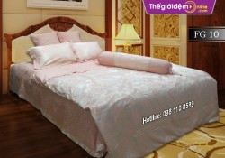 Bộ chăn ga gối Singapore Home Collection FG 10
