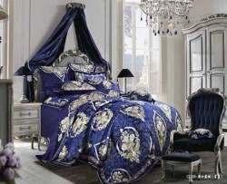 Bộ chăn ga gối Singapore Home Collection FG 34