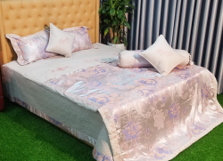 Bộ chăn ga gối Singapore Home Collection FG403