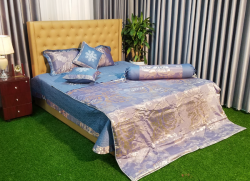Bộ chăn ga gối Singapore Home Collection FG406