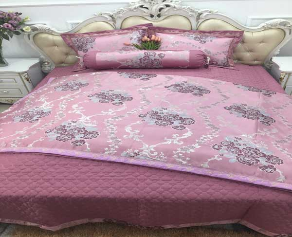 Bộ chăn ga gối Singapore Home Collection FG 33