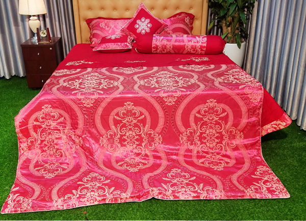 Bộ chăn ga gối Singapore Home Collection FG408