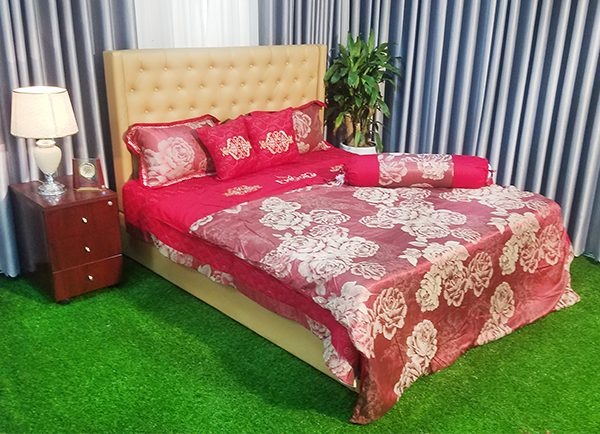 Bộ chăn ga gối Singapore Home Collection FG409