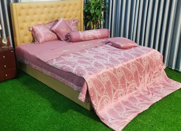 Bộ chăn ga gối Singapore Home Collection FG410